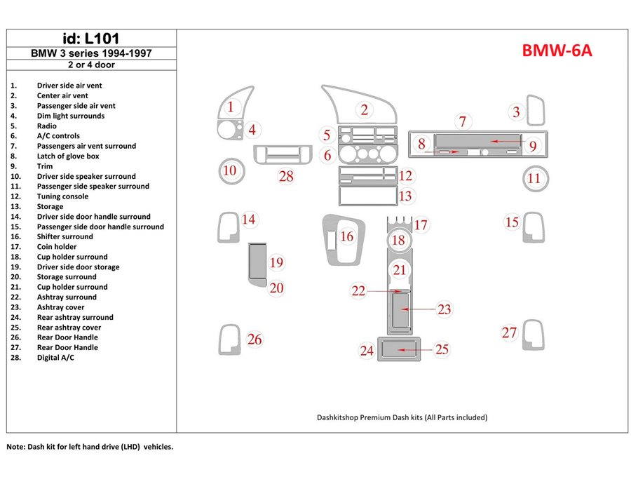 6rpq8 Toyota Sienna Ce 03 Toyota Sienna Ac Light Blinks When Raining Can T further Car Stereo Wiring Harness 2002 Odyssey furthermore 48409 as well 3397 30483 Bmw 3 1994 1997 2 Doors 25 Parts Set Habillages De Tableau De Bord besides Toyota Camry 1996 Toyota Camry No Spark Code P1300. on white corolla